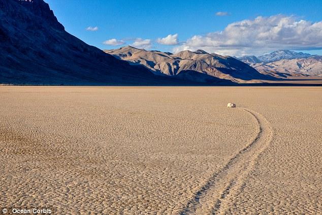 Rocks of Death Valley