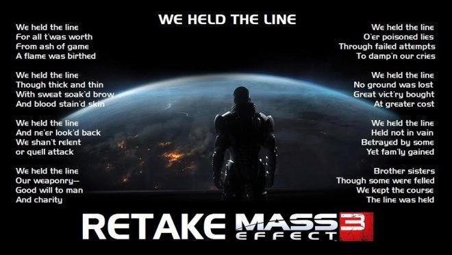 retake ME3