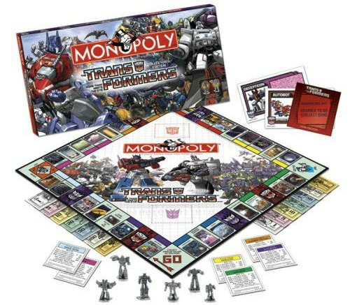 monopoly-holiday-gifts-for-transformers-fans