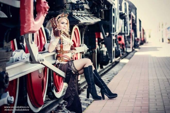 Irina Pirozhnikova Steampunk 4