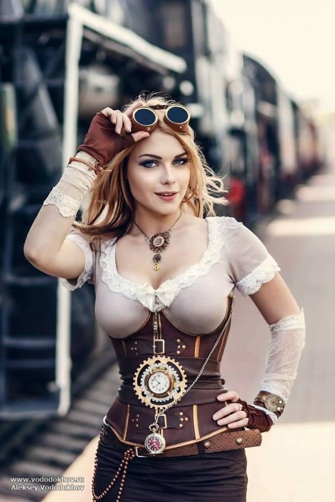 Irina Pirozhnikova Steampunk 5