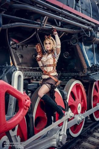 Irina Pirozhnikova Steampunk 6