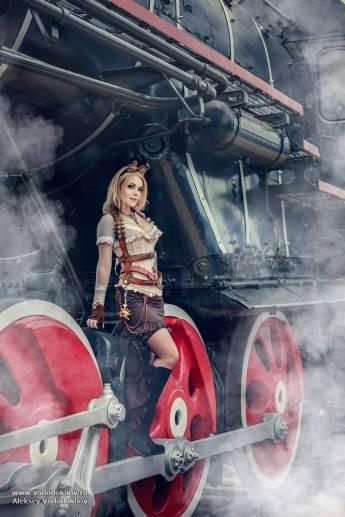 Irina Pirozhnikova Steampunk 7