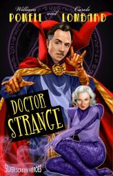 William Powell & Carole Lombard in Doctor Strange