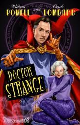 William Powell & Carole Lombard in Doctor Strange