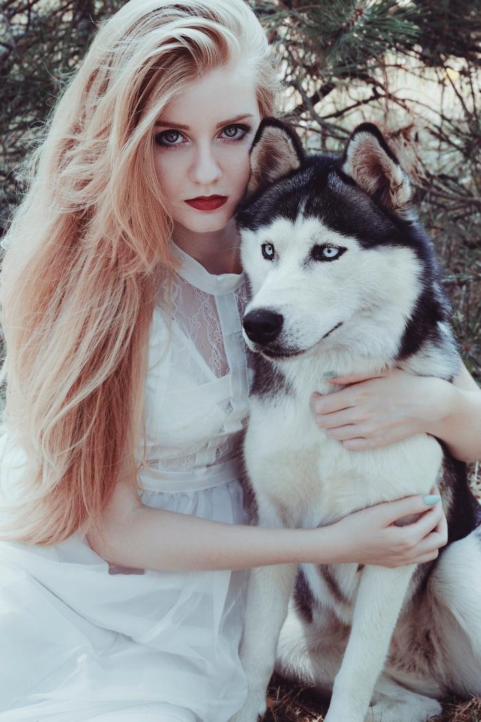Bildergebnis für girl husky