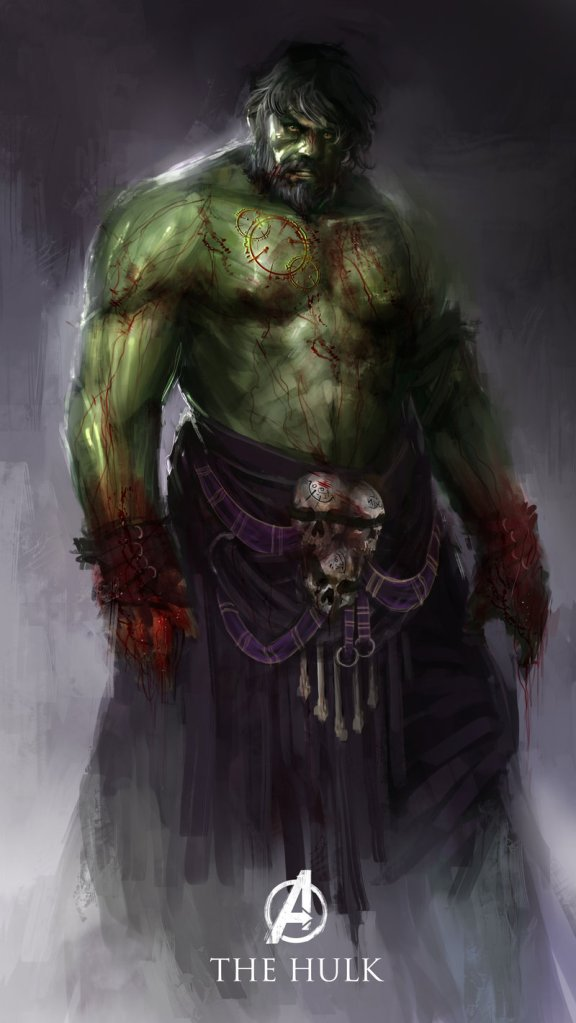 Hulk: Bloodied Titan