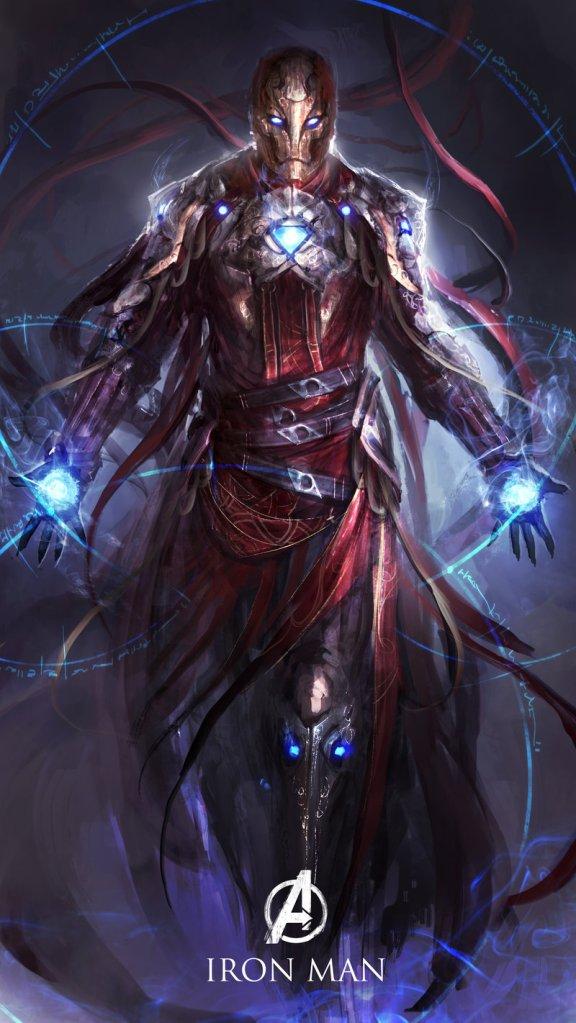Iron Man, Magus