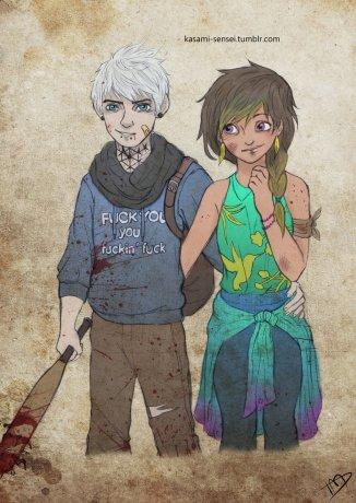 Jack and Toothiana