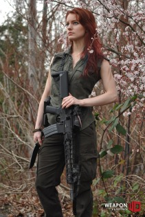 Rule 63 Daryl, The Walking Dead