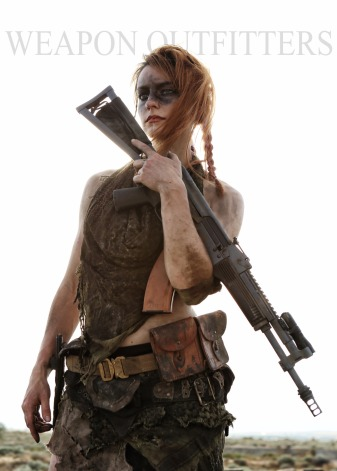 Furiosa, Mad Max: Fury Road