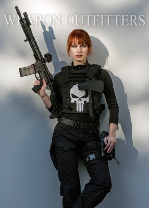Rule 63 Punisher