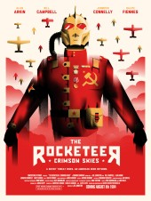 The Rocketeer 2: Crimson Skies by Alex Griendling