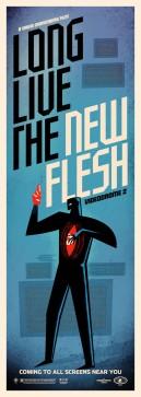 Long Live the New Flesh: Videodrome 2 by Mark Borgions