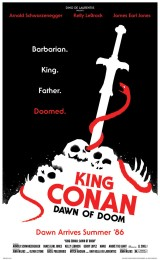King Conan by Mitch Ansara