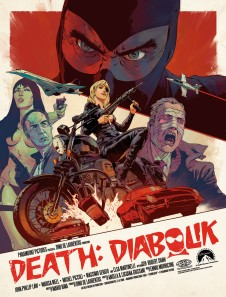Death: Diabolik by Robert Sammelin