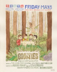 The Goonies & The Legend of Sasquatch by Rich Rayburn