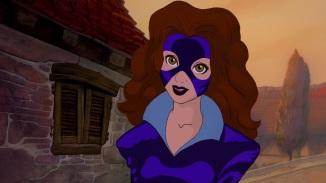 Belle as Shadowcat