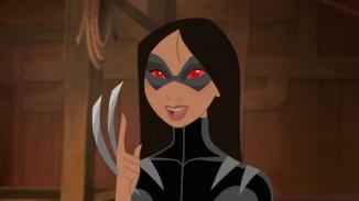 Mulan as X-23