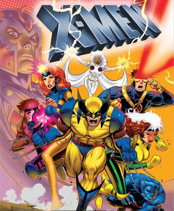 X-Men-desene-animate-anii-90