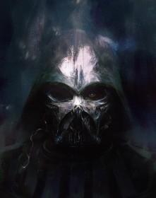 Broken Vader