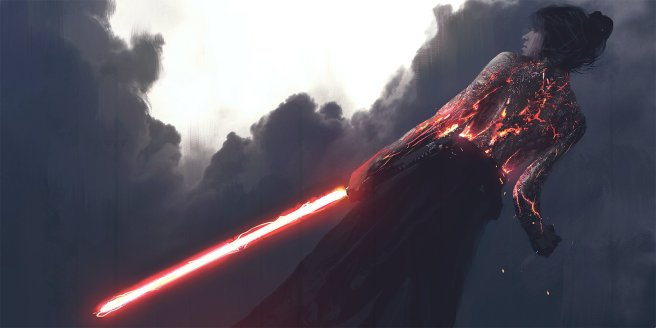 Lightsaber Execution