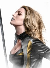Blake Lively - Black Canary