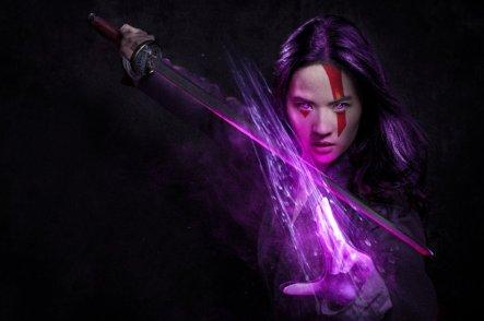 Yifei Liu - Psylocke